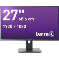 TERRA LED 2756W PV V2 schwarz GREENLINE PLUS
